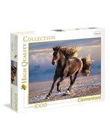 Clementoni Free Horse 1000 Pcs Puzzle