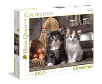 Clementoni Lovely Kittens Puzzle 1000 Piece