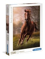 Clementoni The Horse - 1500 pcs - High Quality Collection
