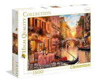Clementoni Venezia - 1500 pcs - High Quality Collection