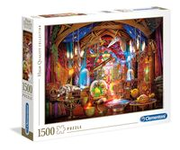 Clementoni Wizards Workshop - 1500 pcs - High Quality Collection