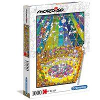 CLEMENTONI MORDILLO PUZZLE 1000 THE SHOW