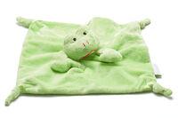 Comforter- Fizzie Frog  - Green