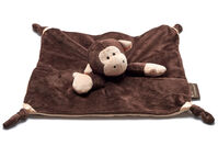 Comforter- Mizzie Monkey  - Brown
