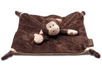 Comforter- Mizzie Monkey  - Brown