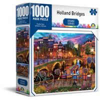 Crown 1000Pce Puzzle – Grand Series