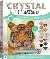 Crystal Creations: Wild Tiger