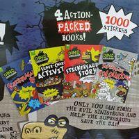 Dino Power Activity Pack
