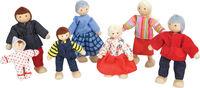 Discoveroo: Doll Family