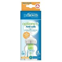 Dr Brown+39s Wide Neck Bottle 150ml