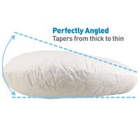 Dr Brownand39s Gia Angled Breastfeeding Pillow