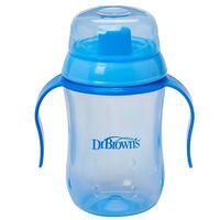 Dr Brown's Hard-Spout Cup 270ml - Blue