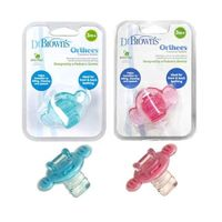 Dr Brown's Transition Teether -Orthees