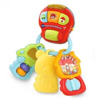 Drive & Discover Baby Keys