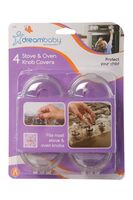 F141 Stove and Oven Knob Covers  4Pkt