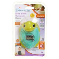 F361 Room and Bath Thermometer