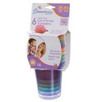 F590 Lose or Reuse Tumblers  207ml 6Pkt