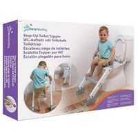 F6016 Dreambaby Step-Up Toilet Trainer