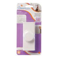 F864 Bi-Fold Cabinet Locks