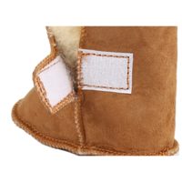 Genuine Leather UGG Boots in Natural