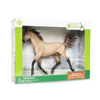 Half- Arabian Stallion Dunn 1:12 (WB) CO84183