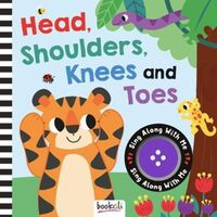 Head, Shoulder, Knees and Toes : Sing Along With Me