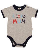 I Love Mum Bodysuit