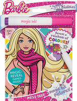 Inkredibles Barbie Magic Ink Pictures