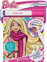 Inkredibles Barbie Magic Ink Pictures
