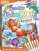 Inkredibles: Colour Burst Dragon Wonderland