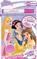 Inkredibles Disney Princesses Invisible Ink