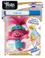 Inkredibles: Trolls World Tour Magic Ink Pictures