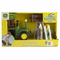 JD 1st Farming Tractor Fun Playset 43067