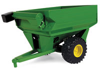 JD 8cm Green Mini Grain Cart 46587
