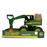 JD Big Scoop Excavator 35765