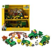 JD - Fun on the Farm Playset