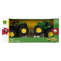 JD - Monster Treads Lights&Sounds 46670