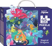 Junior Jigsaw Series 3: Magical Dragons