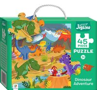 Junior Jigsaw - Dinosaur Adventure 45 Piece