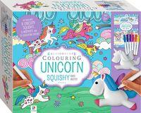 Kaleidoscope Colouring: Unicorn Squishy