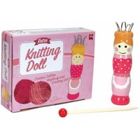 Knitting Doll WD166