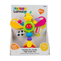 Lamaze Freddie Firefly High Chair Toy