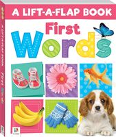 Lift-a-Flap: First Words