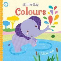Lift-the-Flap - Colours