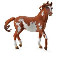 Mustang Stallion Chestnut Overo 1:12 (WB) CO89806
