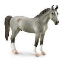 Marwari Stallion- Grey (XL) CO88877