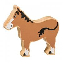 NP07 Natural Brown Horse