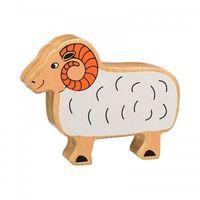 NP17 Natural White Ram