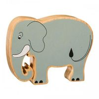 NP57 Natural Grey Elephant