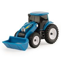 New Holland 8cm Tractor w/Loader 46575